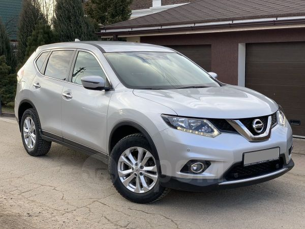 Nissan X-Trail, 2018 год, 1 450 000 руб.