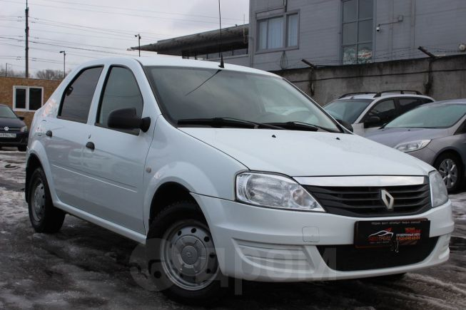 Renault Logan, 2015 год, 364 999 руб.