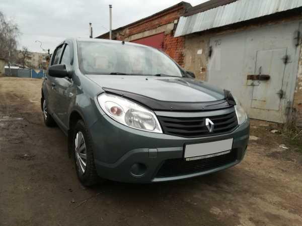 Renault Sandero, 2011 год, 295 000 руб.