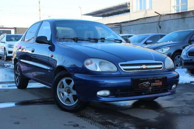 Chevrolet Lanos, 2008 год, 114 999 руб.