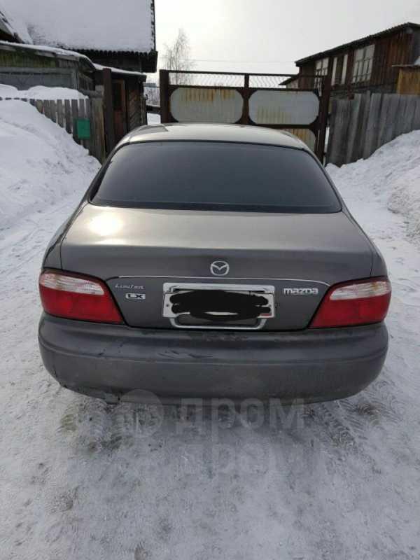 Mazda 626, 2000 год, 95 000 руб.