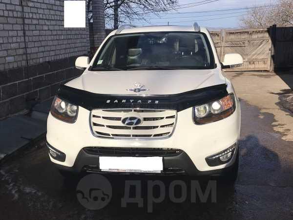 Hyundai Santa Fe, 2012 год, 860 000 руб.