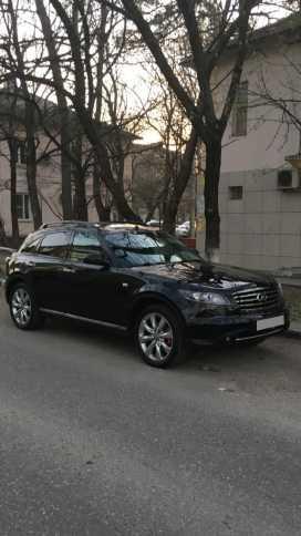 Новороссийск FX35 2007