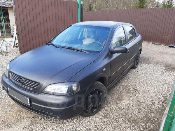 Opel Astra, 2003 год, 165 000 руб.