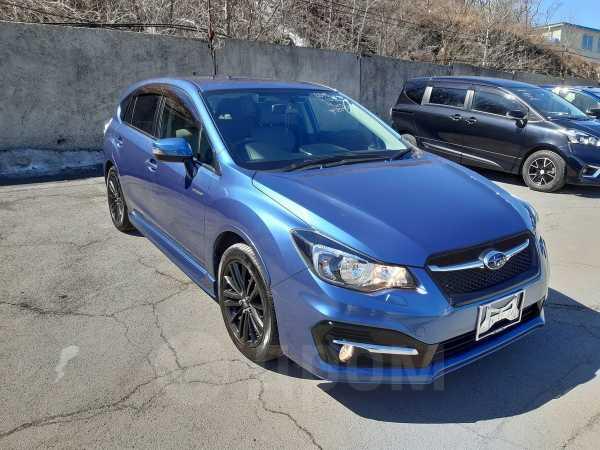 Subaru Impreza, 2015 год, 845 000 руб.