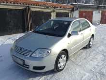 Москва Corolla 2006