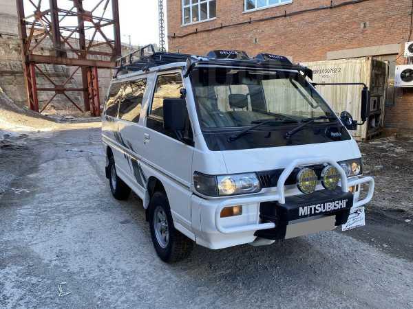 Mitsubishi Delica, 1995 год, 405 000 руб.