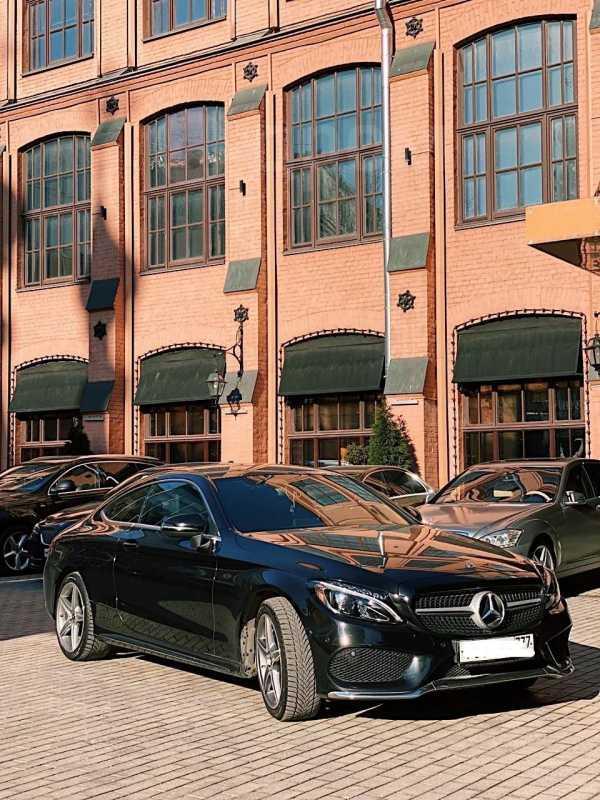 Mercedes-Benz C-Class, 2017 год, 2 350 000 руб.