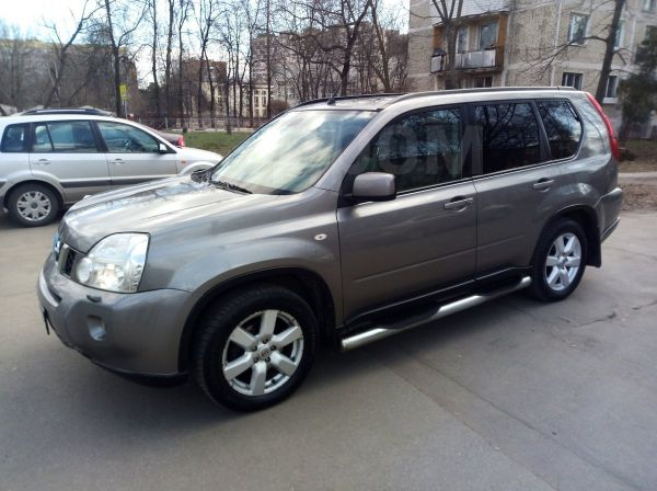 Nissan X-Trail, 2007 год, 520 000 руб.