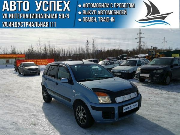 Ford Fusion, 2006 год, 221 000 руб.