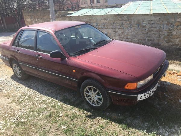 Mitsubishi Galant, 1992 год, 45 000 руб.