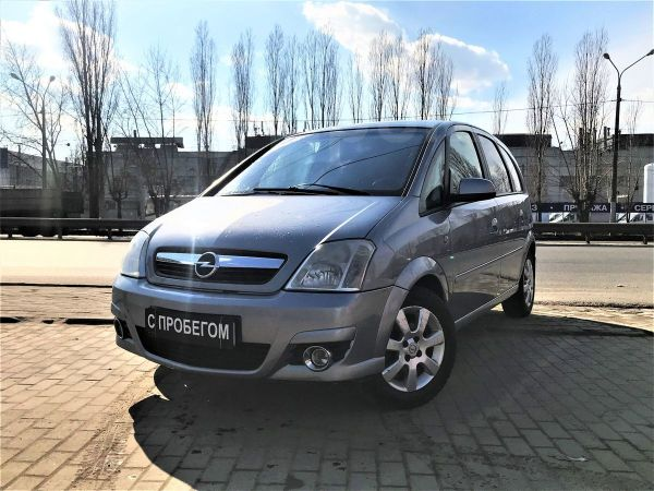 Opel Meriva, 2007 год, 259 000 руб.