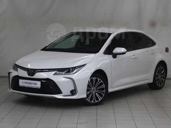 Toyota Corolla, 2019 год, 1 500 000 руб.