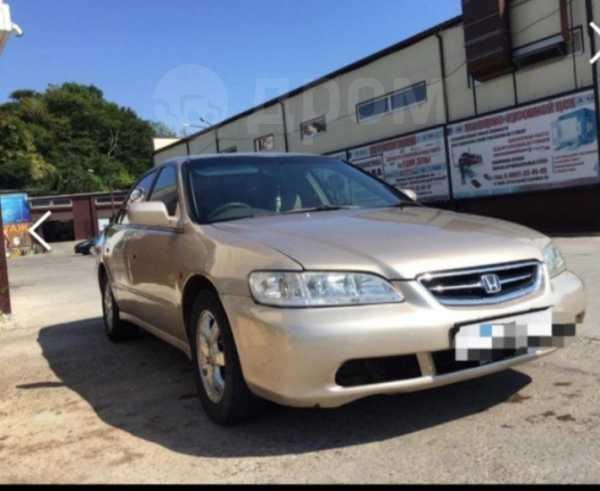 Honda Accord, 2001 год, 190 000 руб.
