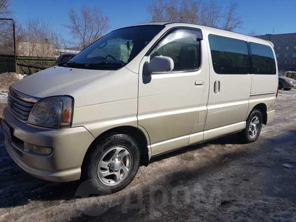 Toyota Hiace Regius, 2000 год, 530 000 руб.