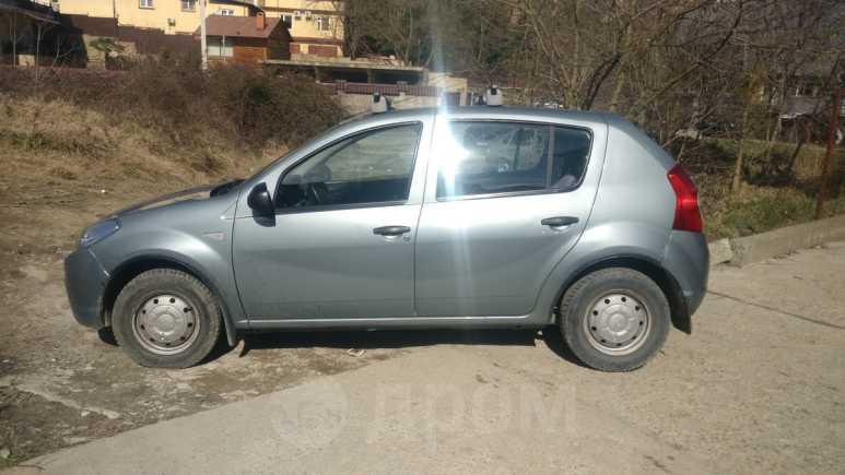 Renault Sandero, 2012 год, 270 000 руб.