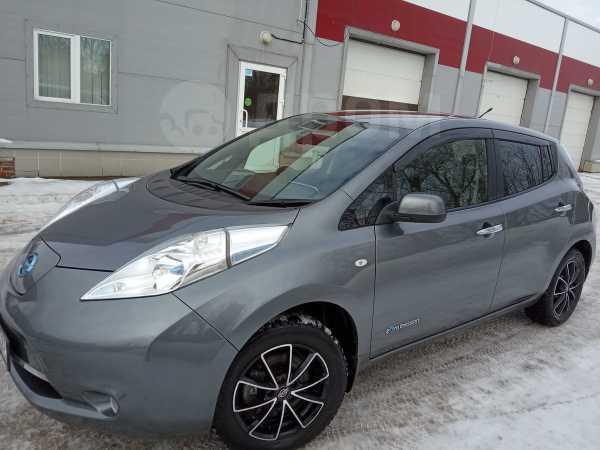 Nissan Leaf, 2014 год, 695 000 руб.