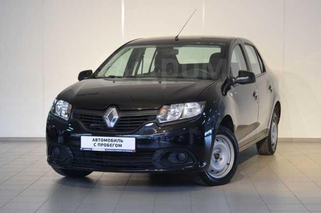 Renault Logan, 2017 год, 455 000 руб.
