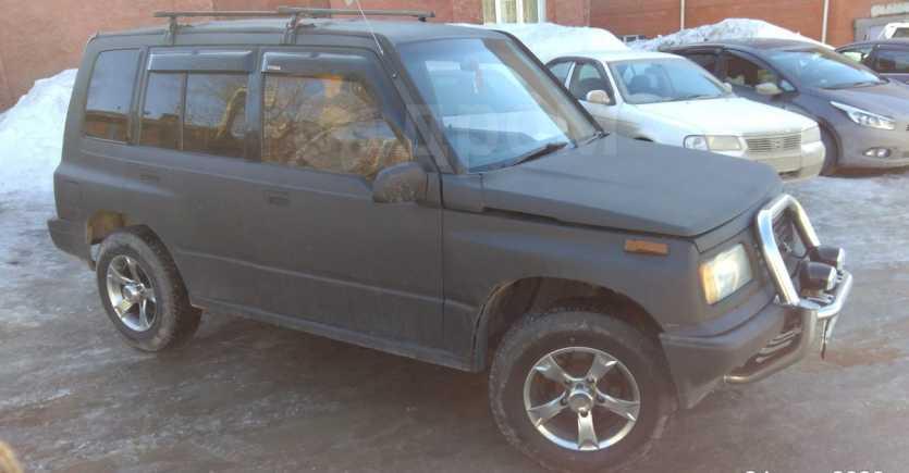Suzuki Escudo, 1992 год, 140 000 руб.