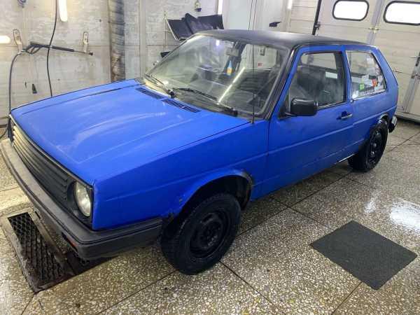 Volkswagen Golf, 1988 год, 40 000 руб.