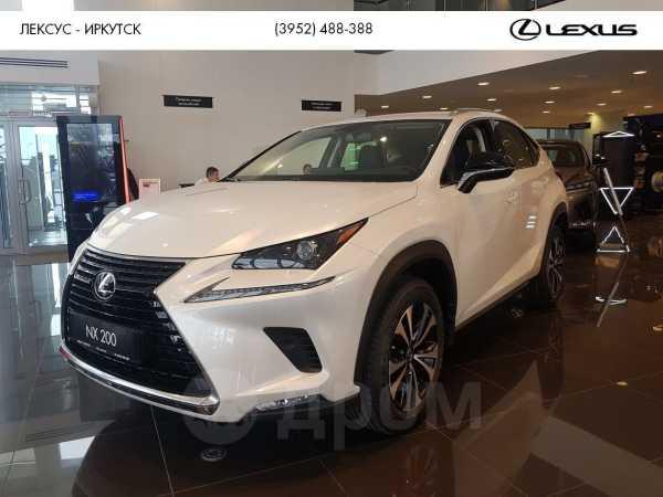 Lexus NX200, 2019 год, 2 926 500 руб.