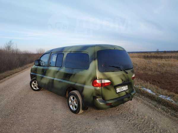 Hyundai Starex, 2001 год, 370 000 руб.