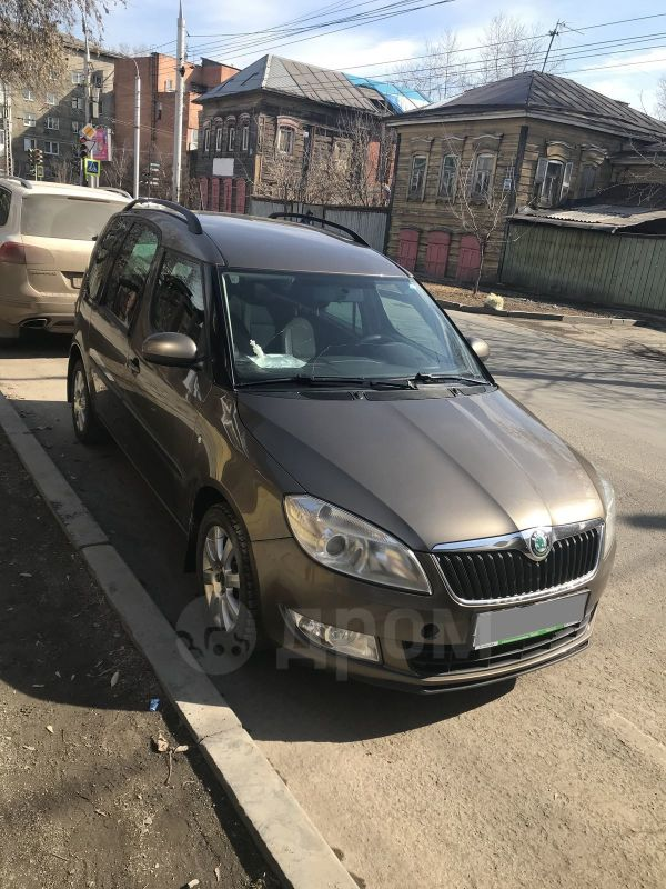 Skoda Roomster, 2012 год, 395 000 руб.