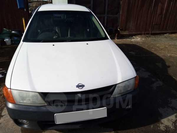 Nissan AD, 2001 год, 160 000 руб.