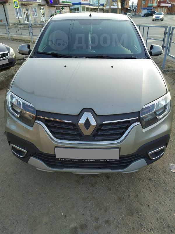 Renault Logan, 2019 год, 700 000 руб.