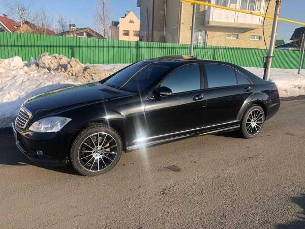 Mercedes-Benz S-Class, 2007 год, 999 999 руб.