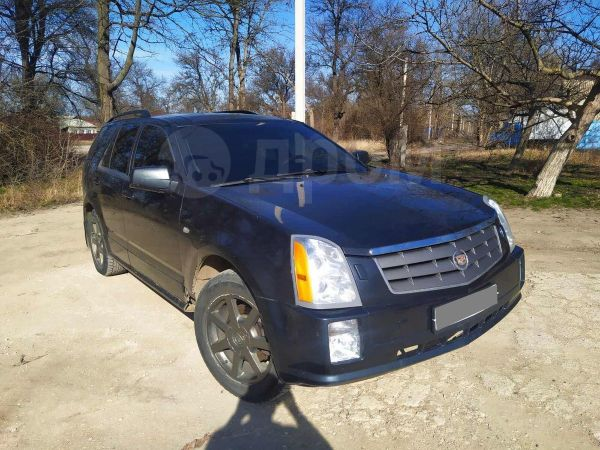 Cadillac SRX, 2005 год, 450 000 руб.