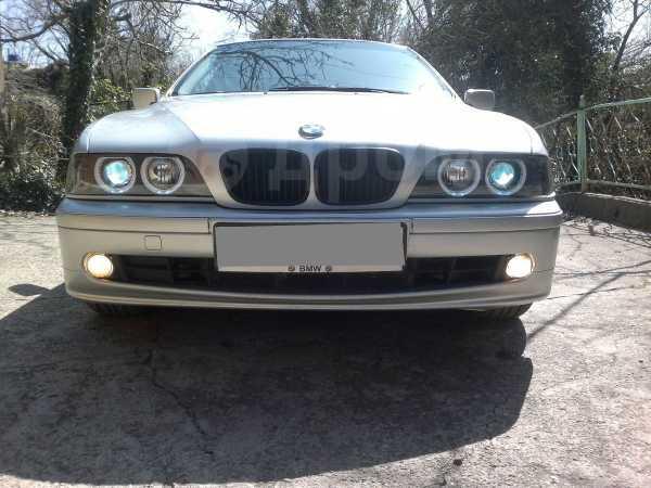 BMW 5-Series, 2002 год, 330 000 руб.