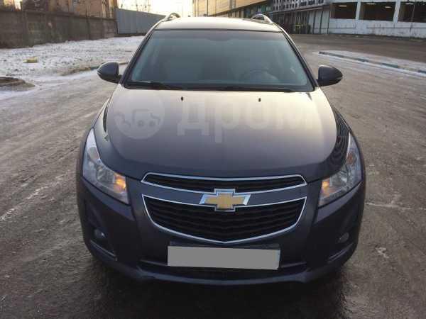 Chevrolet Cruze, 2014 год, 545 000 руб.