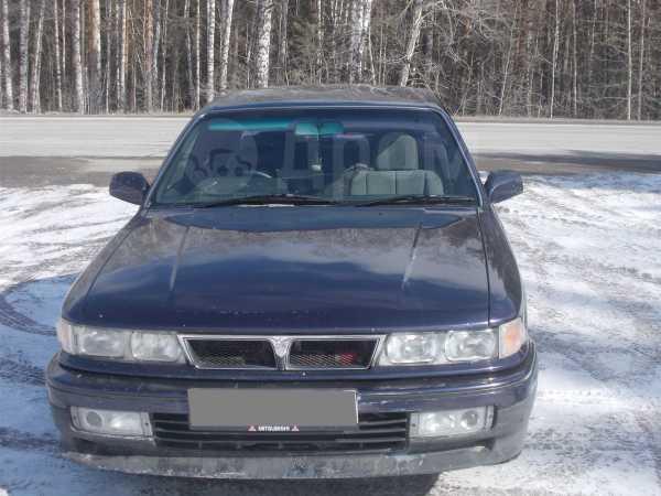 Mitsubishi Eterna, 1991 год, 125 000 руб.