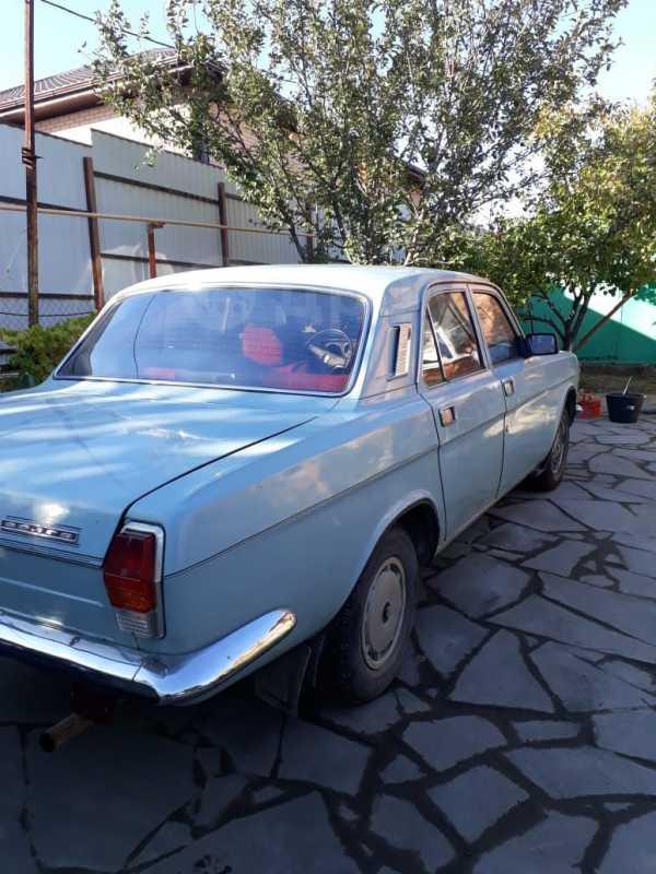 ГАЗ 24 Волга, 1989 год, 40 000 руб.