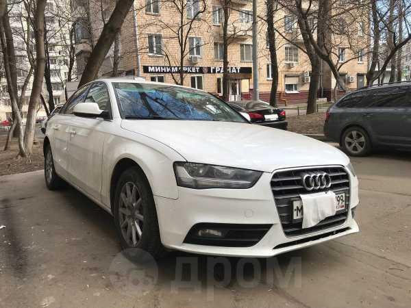 Audi A4, 2012 год, 638 000 руб.