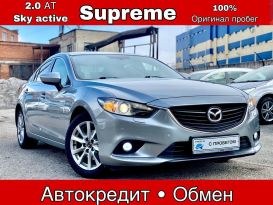 Новокузнецк Mazda6 2014
