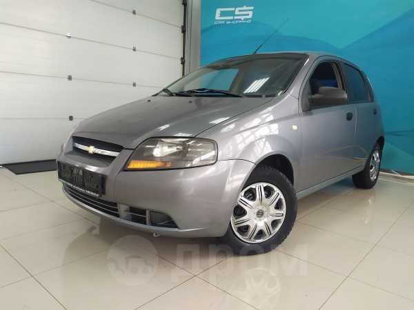 Chevrolet Aveo, 2007 год, 199 000 руб.