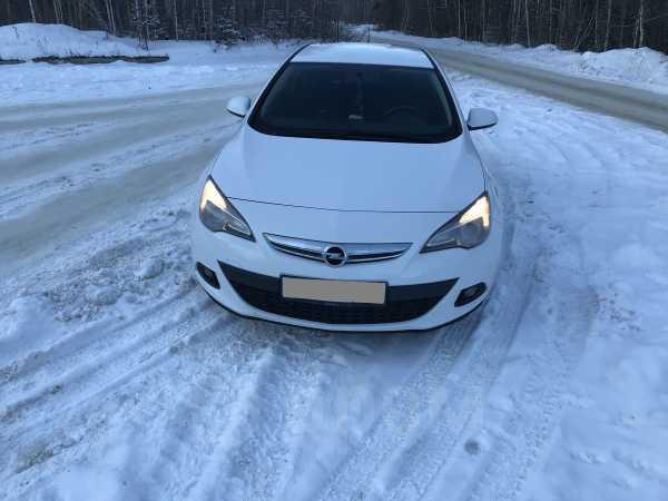 Opel Astra GTC, 2013 год, 475 000 руб.
