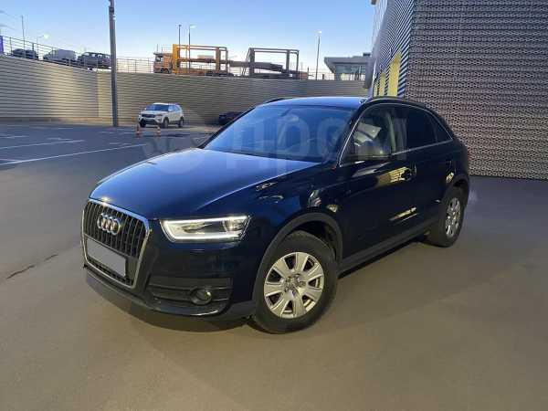 Audi Q3, 2012 год, 1 084 600 руб.