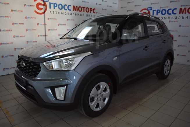 Hyundai Creta, 2020 год, 1 078 000 руб.
