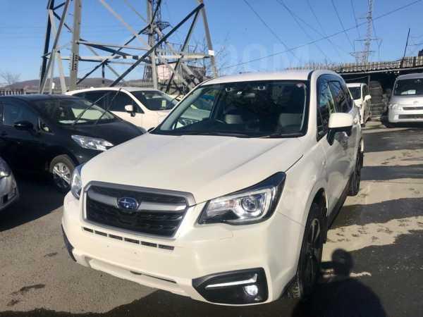 Subaru Forester, 2017 год, 1 455 000 руб.