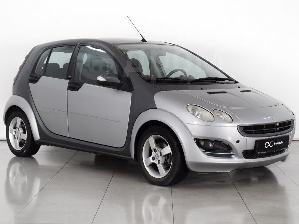 Smart Forfour, 2004 год, 295 000 руб.