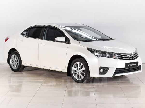 Toyota Corolla, 2016 год, 1 104 000 руб.