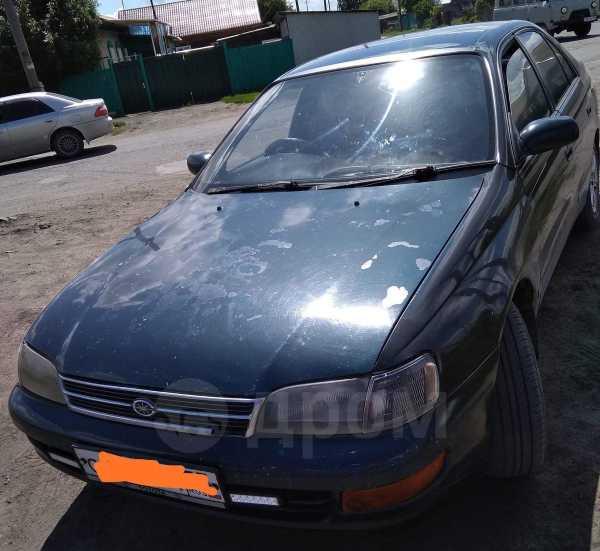 Toyota Corona, 1993 год, 123 000 руб.