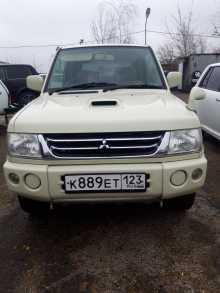 Кропоткин Pajero Mini 2005