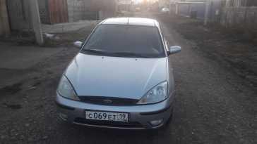Абакан Ford Focus 2004