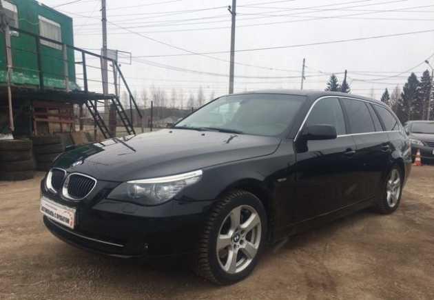 BMW 5-Series, 2008 год, 732 000 руб.
