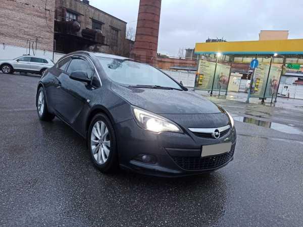 Opel Astra GTC, 2013 год, 450 000 руб.