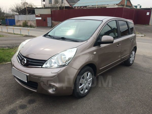 Nissan Note, 2010 год, 399 900 руб.